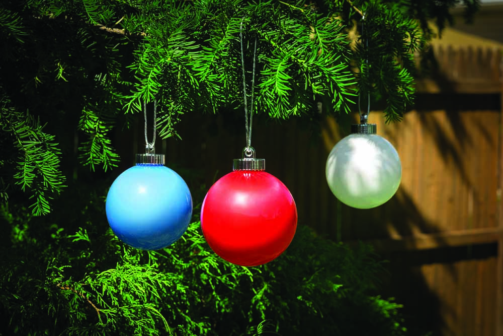 home outdoor illuminated ornaments - Battery Powered Christmas Decorations