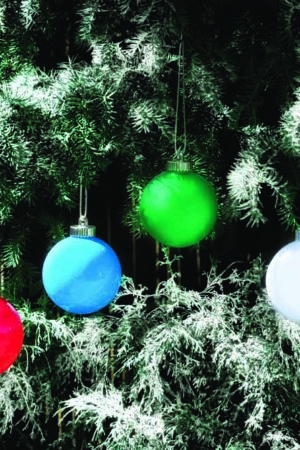 Outdoor Illuminated Ornaments