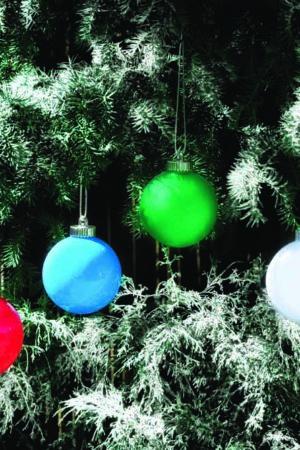 Outdoor Illuminated Ornaments
